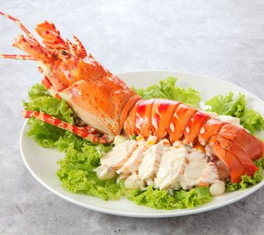 Salad Lobster